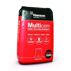 Hanson White Cement 25kg