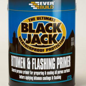 Bitumen And Flashing Primer 1Lt