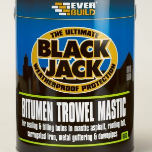 Bitumen Trowel Mastic 5Lt