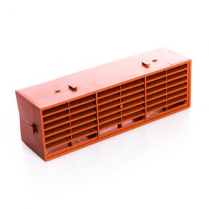 Air Brick Plastic Terracotta