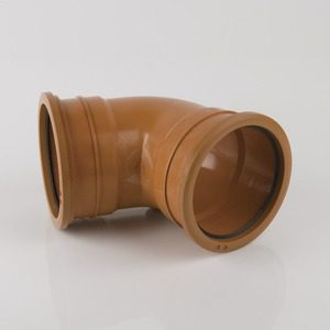Brett Martin 160mm Double Socket 67° Bend