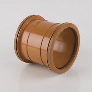 Brett Martin 160mm Double Socket PVC Coupler