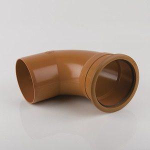 Brett Martin 160mm Single Socket 90° Bend