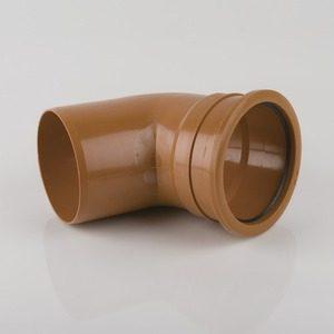 Brett Martin 160mm Single Socket 67° Bend