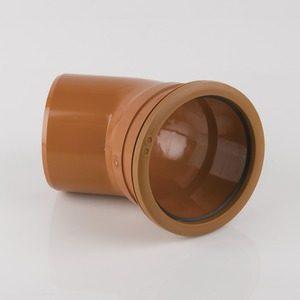Brett Martin 160mm Single Socket 45° Bend