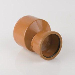 Brett Martin 110mm Single Socket Level Invert Reducer