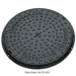 Round Manhole Cover and Frame 450mm