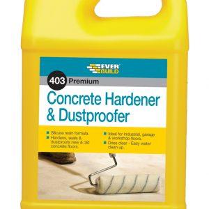 Concrete Hardener And Dustproofer