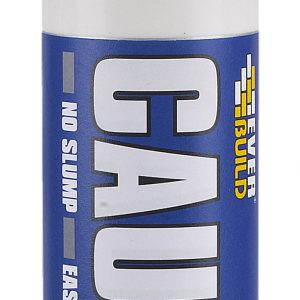 Caulk Once White C3