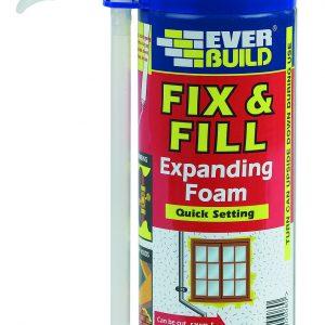 Fix And Fill Foam 500Ml