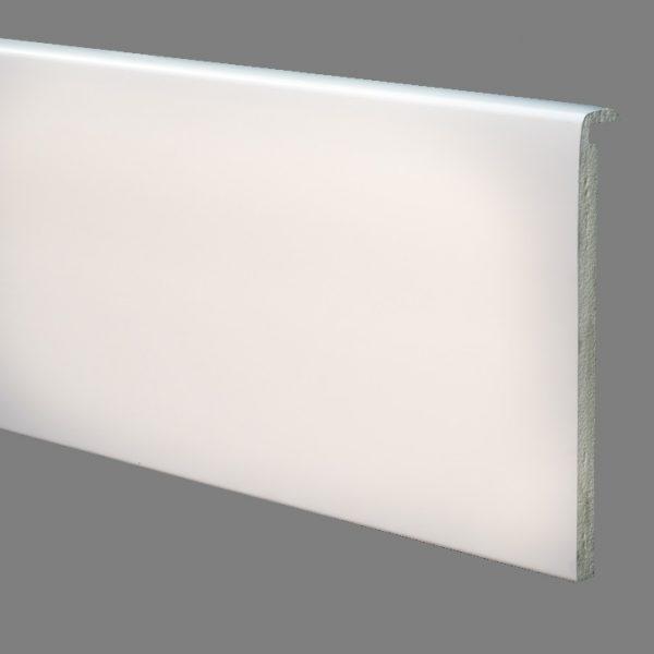 Fascia Board UPVc 200mm x 16mm x 5m White