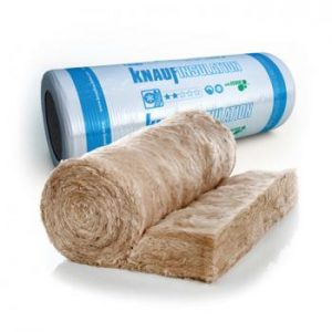 Earthwool 100Mm Loft Roll 44 (13.89 M2)