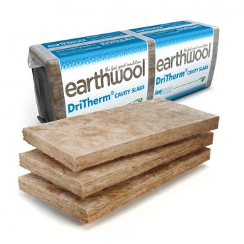 Earthwool 100Mm Dritherm 37 Std(6.55 M2)