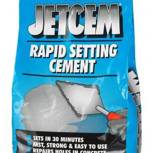Jetcem Rapid Setting Cement 3Kg