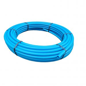 MDPE Water Pipe 20mm x 50m