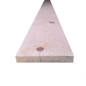 PAR Softwood Timber 25mm x 150mm