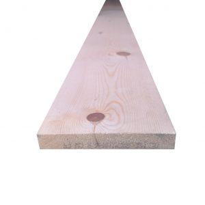PAR Softwood Timber 25mm x 150mm