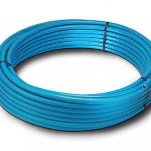 Polygaurd Blue Barrier Pipe 32mm x 50m