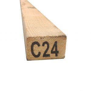 Regularised Sawn Timber 45mm x 70mm x 3m