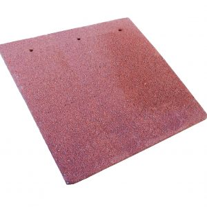 Sandtoft Mottled Red Plain Tile And Half