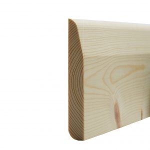Skirting Chamfered/Pencil Round 14.5mm x 95mm