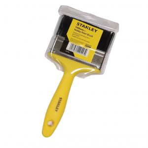 Stanley Hobby 4 inch Paint Brush