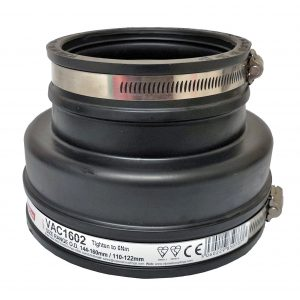 Band Seal Coupling  110mm - 122mm / 144mm -160mm