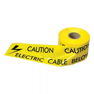 Warning Tape 365M - Electrical