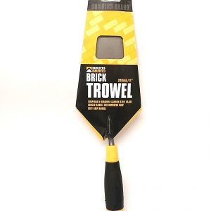 Bld Brn Brick Trowel 280mm