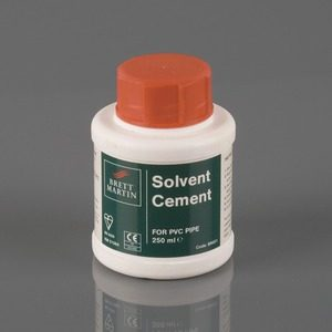 Brett Martin Solvent Cement 125ml