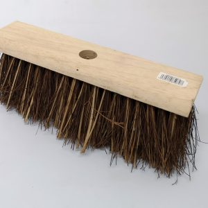 Bass Broom Head 13 Inch Poly
