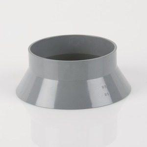 Brett Martin 110mm PVCu Weathering Collar Grey