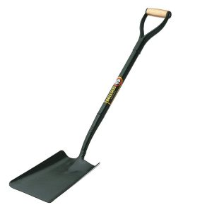 Bulldog Shovel Square Tubular Steel