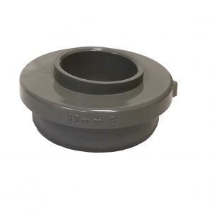 Brett Martin 32mm Solvent Weld Connection Waste Adaptor Grey