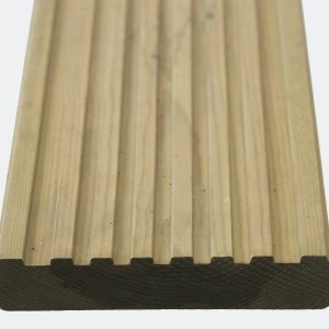 Q-Deck Canterbury Decking 32mm x 150mm x 4.8m