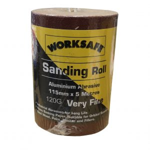 Dec Roll Grade 120 5M X 115mm