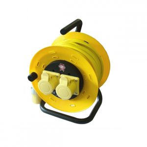 Faithful Cable Reels 110 Volt 16 Amp