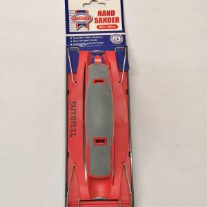 Faifull Hand Sander Plastic
