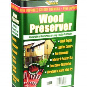 Wood Preserver 5Lt ( Green )
