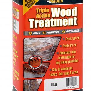 Wood Worm Killer 2.5Lt