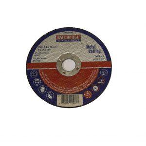 Metal Cutting Disc 100Mm
