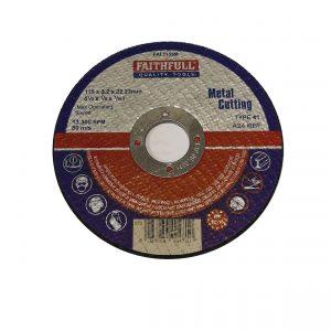 Metal Cutting Disc 115Mm