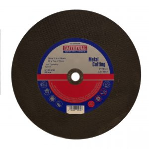 Metal Cutting Disc 300Mm/20Mm Bore