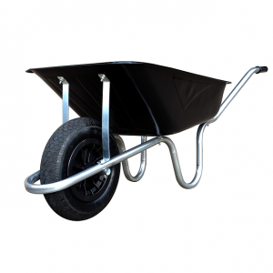Buckets and Wheelbarrows