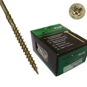 Performance Plus Screws 4 X 40mm (Box 200 )
