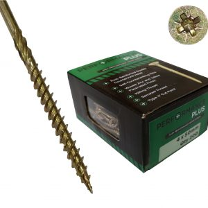 Performance Plus Screws 4 X 50mm ( Box 200)