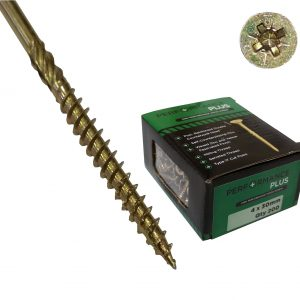 Performance Plus Screws 4 X 60mm (Box 200)