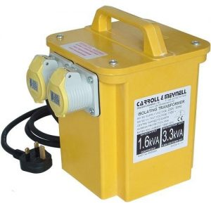 Transformer Twin Outlet 3300 Kva