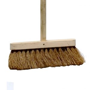 Soft Broom Head With Handle