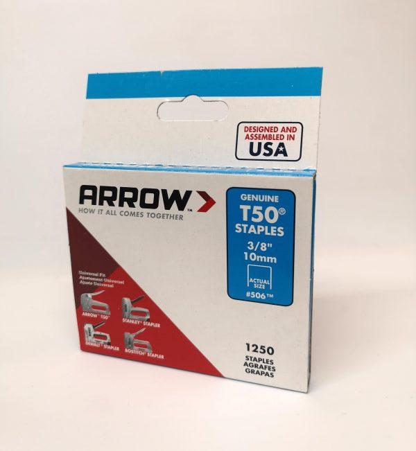 Arrow Staple 10Mm